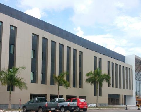Reforma da Fachada do Tribunal de Justiça da Bahia